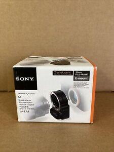 Sony LA-EA4 A-Lens to E-Body Mount Adapter