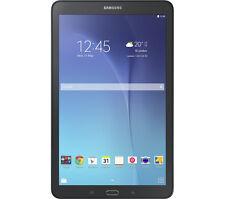 "Samsung Galaxy Tab E 9.6"" Tablet 8GB Quad Core 5MP Camera HD Video &roid Black"