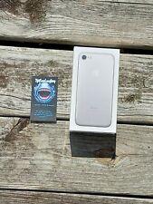 Apple iPhone 7 - 32GB - Silver A1660 (CDMA + GSM) Verizon Fast Shipping (New)