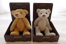 Gund Bear Collector Series 2009, Spencer and Sean - in original box