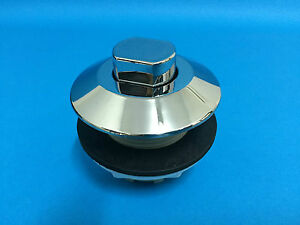 Herga 6442 Chrome Air Button switch suit spa pools pushbutton mushroom bellow