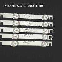 5pcs LED strip For Samsung Sharp D2GE-320SC1-R0 BN96-28489A UE32F5500 UE32F500