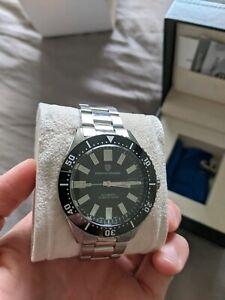 Pagani Design Nh35 automatic watch (Seiko homage)