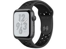 Apple Watch S4 Nike+,40 mm, Aluminio gris espacial + correa Nike Sport Negro