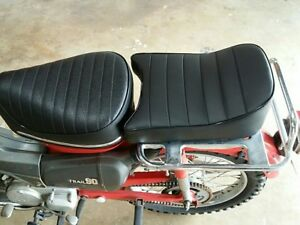 HONDA CT90 TRAIL90 C105T CA105T CT110 CA200 BUDDY COMPLETE SEAT *NEW* (L-D-S #2)