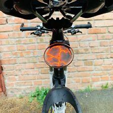 Expressive Bicycle Plasma Neon rear back light taillight nixie ORANGE
