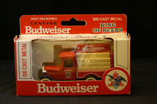Lledo Days Gone red Chevrolet Budweiser delivery truck with crates GOOD cond.