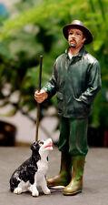 77498 American Diorama Customer Patrick & Dog 1:24 neu 2017