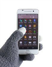 Touchscreen USB 5V Carbon Fiber Heated Warming Full Finger Gloves, Use On Smartp