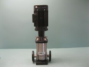 """1-1/4"""" Grundfos CRN5-7 Centrifugal Pump DIN/ANSI/JIS 2 HP Motor P19 (2849)"""