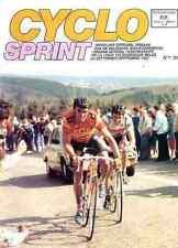 CLAUDY CRIQUIELION World champion Monde STEPHEN ROCHE Cyclisme claude magazine