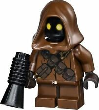 LEGO STAR WARS 2014 MINIFIGURE JAWA WITH BLASTER GUN SANDCRAWLER 75059