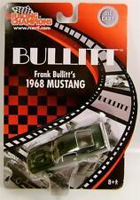 1968 '68 FORD MUSTANG FRANK BULLITT'S BULLITT DIECAST RACING CHAMPIONS RARE!