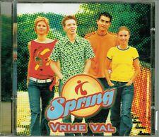 CD : Spring - Vrije Val