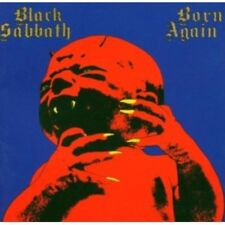 Black Sabbath - Born Again f. Ian Gillan CD NEU OVP