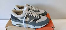 Nike Air Max 1 Book Of One's Grey 9UK 10US 2004 VERY RARE
