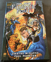 Marvel The New Fantastic Four HC Premiere Edition First Printing