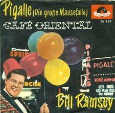 "Bill Ramsey Pigalle (#polydor24428)  [7"" Single]"