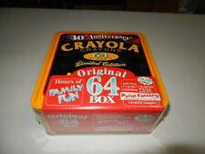 Crayola Crayons 40th Anniversary 64 Box Limited Edition NEW-SEALED Free ship