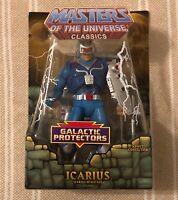 Icarius MOTUC Masters of the Universe Classics MOTU w/ mailer box