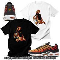 VaporMax Plus Red Matching Custom Designed T shirt AVP 2-2-13
