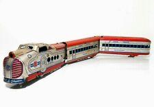 LOUIS MARX & CO NY UNION PACIFIC M10005 SQUAW BONNET & DENVER TIN LITHO TRAINS