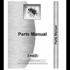 Parts Manual - 4240 John Deere 4240 4240 PC1611
