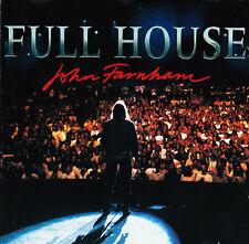 "JOHN FARNHAM ""Full House"" 1991 16Trk Live CD *MelbourneSymphonyOrchestra"