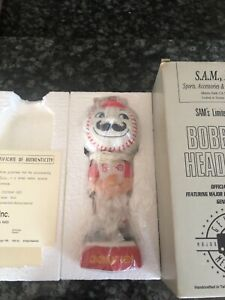 Sams Cincinnati Reds Mascot Mr. Redlegs Head!!! # Out of 3,000!!! RARE!!!