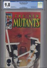 New Mutants #26  CGC 9.8 1983: First Legion Appearance: New Frame