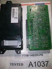 F75B-14B205-PB TESTED 97 98 Ford F150 F250 GEM MULTIFUNCTION MODULE  #A1037*