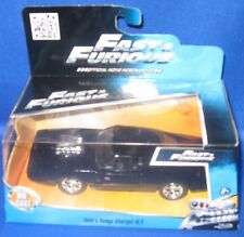 FAST & FURIOUS MOVIE DOM'S DODGE CHARGER R/T 1:32 DIE CAST COLLECTIBLE CAR