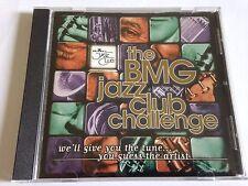 The BMG Jazz Club Challenge - 1997 BMG Music CD