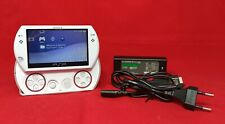 Sony psp go play station portable psp-n1004 white console bianca retrogames game