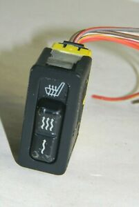 BMW E31 E36 318i 323 325is 328i M3 Z3 840Ci 850Ci Seat Heater Heating Switch