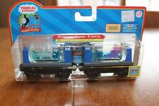 Thomas & Friends Learning Curve LC99160 Aquarium Cars Retired Real Wood New NIP