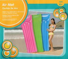 Clearwater Air Mat 69x23x6 in Pick your Color: Pink, Blue or Green