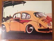 Tin Sign Vintage VW beetle 5
