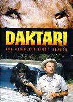 Daktari: The Complete First Season (Season 1) (5 Disc) DVD NEW