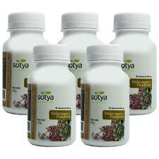 Valeriana y pasiflora 450 mg 90 capsulas vegetales Sotya