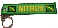 Scuba Diving Diver Key Chain Banner KeyChain Green Nitrox New GP5397