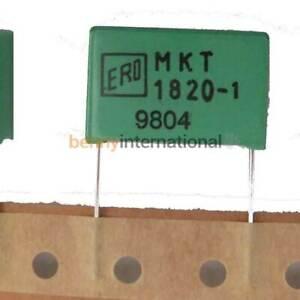 4x 2.2uF 250V MKT CAPACITORS MKT1820 ERO Vishay Roederstein