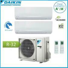 DAIKIN CLIMATIZZATORE DUAL 2AMXF40A+ATXF25A+ATXF25A 9000+9000 BTU CLASSE A++A++