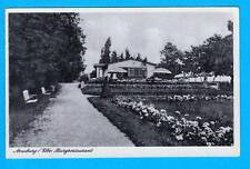 1089 ▶ AK Arneburg Elbe Burgrestaurant um 1930