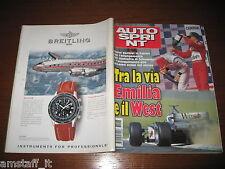 AUTOSPRINT 1998/18=GP F.1 IMOLA=COULTHARD HAKKINEN MERCEDES=RALLY SPAGNA=