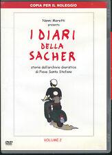 I DIARI DELLA SACHER - VOLUME 2 - DVD (USATO EX RENTAL) NANNI MORETTI