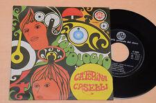 """CATERINA CASELLI 7"""" 45 L'OROLOGIO 1°ST ORIG 1968 COLLEZIIONISTI EX COME NOUVO"""