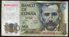 1000 pesetas 1979 Benito Perez Galdos @ PLANCHA @