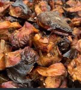 MANGALA FISH - Smoked Tasty Catfish Steaks Big 5pcs with head. No Return.