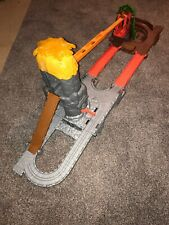 Thomas The Tank Take And Play Daring Volcano Drop In Good Condition